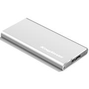 金胜 S7系列 120G USB3.0 MINI固态移动硬盘 银色 (KSM7120S)