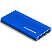 金胜 S7系列 120G USB3.0 MINI固态移动硬盘 蓝色 (KSM7120B)