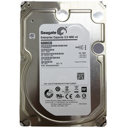 希捷 V4 6TB 7200转128M SAS 企业级硬盘(ST6000NM0034)