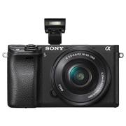 索尼  ILCE-6300L 微单套机 黑色(16-50mm镜头 a6300/a6300L)
