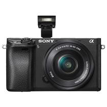 索尼  ILCE-6300L 微单套机 黑色(16-50mm镜头 a6300/a6300L)产品图片主图
