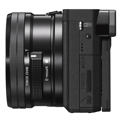 索尼  ILCE-6300L 微单套机 黑色(16-50mm镜头 a6300/a6300L)产品图片4