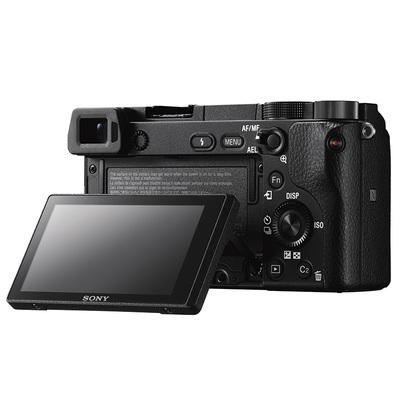索尼  ILCE-6300L 微单套机 黑色(16-50mm镜头 a6300/a6300L)产品图片5