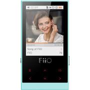 飞傲 M3 无损音乐播放器hifi便携发烧高清MP3配耳塞 青色