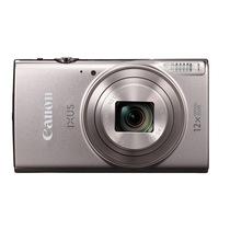 佳能 IXUS 285 HS 数码相机(2020万像素 12倍光学变焦 25mm超广角 支持Wi-Fi和NFC)银色产品图片主图
