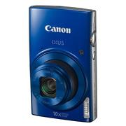 佳能  IXUS 180数码相机(约2000万有效像素  24mm广角 10倍光学变焦)蓝色