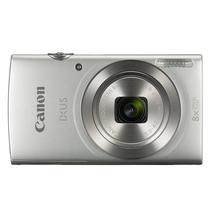 佳能  IXUS 175数码相机(约2000万有效像素 28mm广角 8倍光学变焦)银色产品图片主图