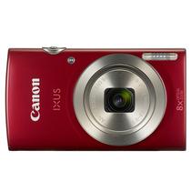 佳能  IXUS 175数码相机(约2000万有效像素  28mm广角 8倍光学变焦)红色产品图片主图