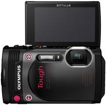 奥林巴斯 TG-870 黑色 (水下自拍神器 92万像素180度翻转屏幕 21mm广角 五防)产品图片主图