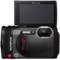 奥林巴斯 TG-870 黑色 (水下自拍神器 92万像素180度翻转屏幕 21mm广角 五防)产品图片1