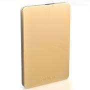 东芝 Alumy系列 1TB 2.5英寸 USB3.0移动硬盘 尊贵金