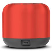 艾特铭客 金刚4mini 无线蓝牙音箱4.0 插卡通话户外便携音响  迷你低音炮 可乐红
