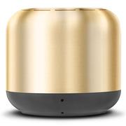 艾特铭客 金刚4mini 无线蓝牙音箱4.0 插卡通话户外便携音响  迷你低音炮 香槟金