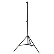 天气不错 摄影灯架 闪光灯支架 三脚架摄影摄像棚铝合金便携支架 75-200cm