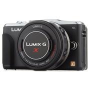 松下  DMC-GF6XGK-K 微型可换镜头套机 黑色(X 14-42mm)