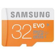 三星 32GB UHS-1 Class10 TF(Micro SD)存储卡(读速48Mb/s)升级版