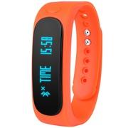 纽曼  G100 运动智能手环男女腕带蓝牙计步器(橙色)