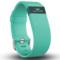 Fitbit Charge HR 智能乐活心率手环 心率实时监测 自动睡眠记录 来电显示 运动蓝牙手表计步器 蓝青色 L产品图片2