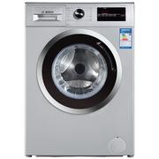 博世  XQG80-WAN241680W 8公斤 变频 滚筒洗衣机 快洗族 低噪音 婴幼洗(银色)