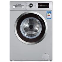 博世  XQG80-WAN241680W 8公斤 变频 滚筒洗衣机 快洗族 低噪音 婴幼洗(银色)产品图片主图