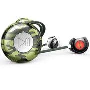飞利浦 SA5208 飞声音效8G无损MP3播放器 运动跑步炫酷呼吸灯 特别版迷彩色