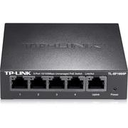TP-LINK TL-SF1005P 5口百兆非网管PoE交换机