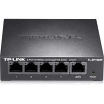 TP-LINK TL-SF1005P 5口百兆非网管PoE交换机产品图片主图