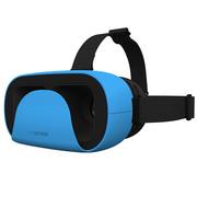 暴风魔镜 小D 虚拟现实VR眼镜 智能头戴3D眼镜88必发手机娱乐头盔 蓝色