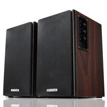 万利达 L81 木质对箱/2.0多媒体音箱 50W超大功率 黑色产品图片主图