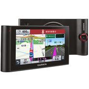 佳明 Nuvi cam6英寸电容屏车载导航行车记录仪一体机安卓蓝牙声控兼容无线胎压检测