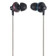 飞傲 EX1 航天钛晶振膜耳机入耳式 黑色