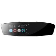 镭射眼(lasereye) 智能后视镜 X1 1080P高清行车记录仪 防堵导航仪 超大广角摄像头夜视加强