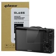 天气不错 索尼SONY RX100/M4/3/2/RX10/A7R2/a7M2黑卡数码相机 钢化玻璃屏幕保护贴膜/金刚膜