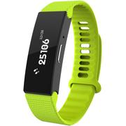 hicling clingband智能手环 运动心率 微信互联 户外触摸屏 来电显示 多项专业运动模式 SOS求救 紫外线监测 春天新绿