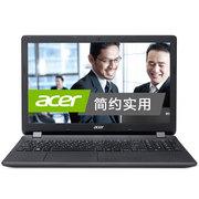 宏碁 EX2519 15.6英寸笔记本电脑(四核N3160 4G 500G 蓝牙 高清雾面屏 win10)黑色