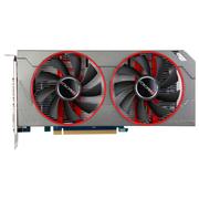 镭风 R7-350 悍甲蜥Twin-1GD5 1098MHz/5400MHz 2048M/128bit GDDR5 PCI-E 游戏显卡