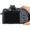 JJC GSP-760D 佳能EOS 760D 专用金刚膜高透防反光防刮钢化玻璃屏幕保护贴膜静电液晶膜产品图片2