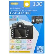 JJC GSP-D7100 专用高透防刮钢化玻璃屏幕保护贴膜 静电液晶膜(适用尼康D7100, D7200)产品图片主图