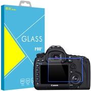 嘉速  佳能5DMarkIII 单反相机专用 高透防刮钢化玻璃保护贴膜