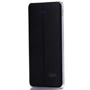 半岛铁盒 PADO N6 10000毫安聚合物充电宝 超薄通用 典雅黑
