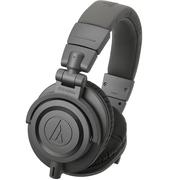 铁三角 ATH-M50x MG 专业监听耳机 哑灰色限量版