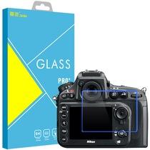 嘉速  尼康D800E/D800 单反相机专用高透防刮钢化玻璃保护贴膜产品图片主图