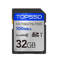 天硕 SDHC 旗舰系列 100MB/s(32GB)产品图片主图