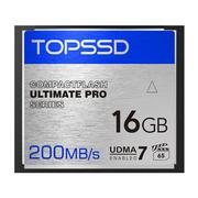 天硕 Compact Flash 旗舰系列 200MB/s(16GB)