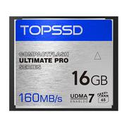 天硕 Compact Flash 旗舰系列 160MB/s(16GB)