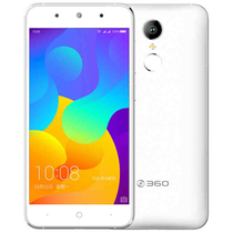 360手机 f4 全网通 白色产品图片主图