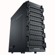 魔法师 游戏主机神盾P7(第六代I7-6700 8G DDR4 1TB+128G SSD 华硕GTX960 4G独显)台式主机