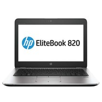 惠普 EliteBook 820 G3(W7V06PP)12.5英寸笔记本电脑(i7-6500U 8G 1T 集显 Win10)银色产品图片主图