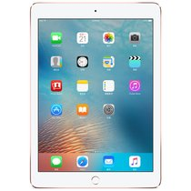 苹果 iPad Pro 9.7英寸平板电脑(苹果A9 2G 256G 2048×1536 iOS9 WLAN)玫瑰金产品图片主图