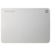 东芝 CANVIO Premium 3TB 2.5英寸 USB3.0移动硬盘 金属银